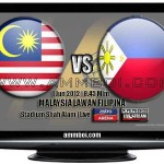 LIVE STREAMING MALAYSIA VS FILIPINA 1 JUN 2012