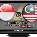 LIVE STREAMING MALAYSIA VS SINGAPURA 8 JUN 2012