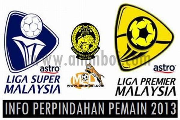 SENARAI PERPINDAHAN PEMAIN LIGA MALAYSIA – APRIL 2013