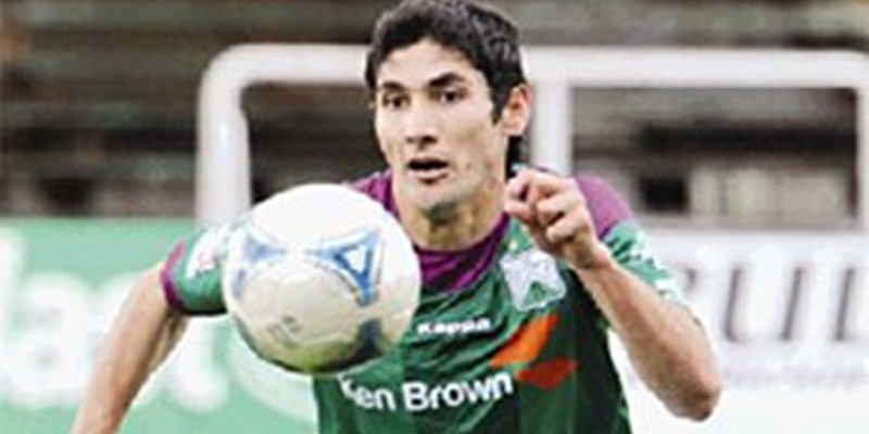 Jorge Ronaldo Pereyra Diaz JDT