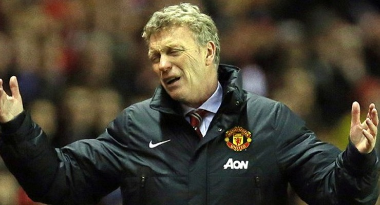 david moyes sack