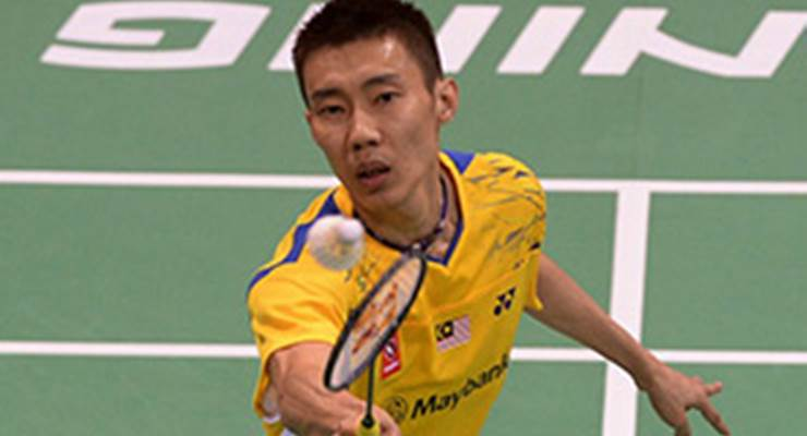lee chong wei thomas cup 2014