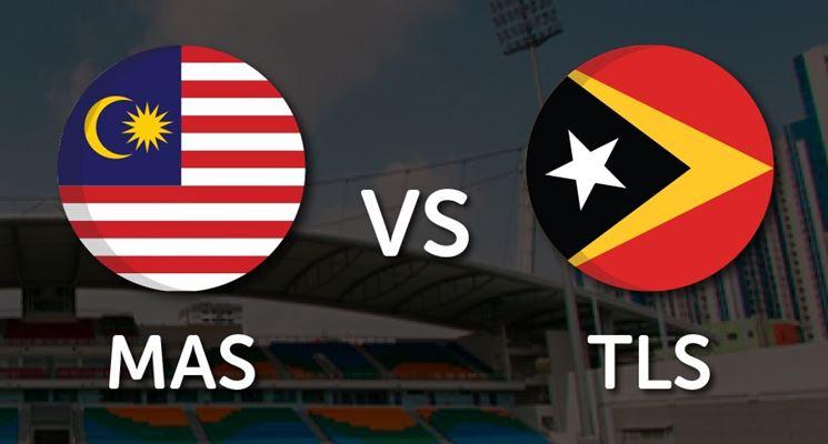 malaysia vs timor leste 11 jun 2015 kelayakan piala dunia 2018 dan piala asia 2019